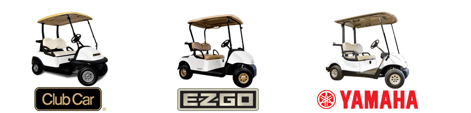 club car precedent customized golf cart