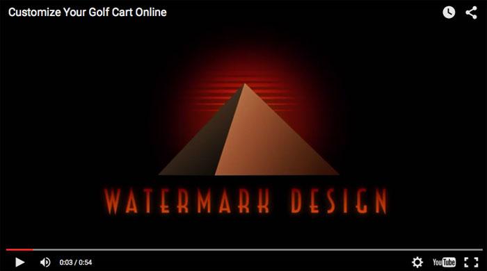 Custom Golf Cart – Video – MN Golf Cart Dealers
