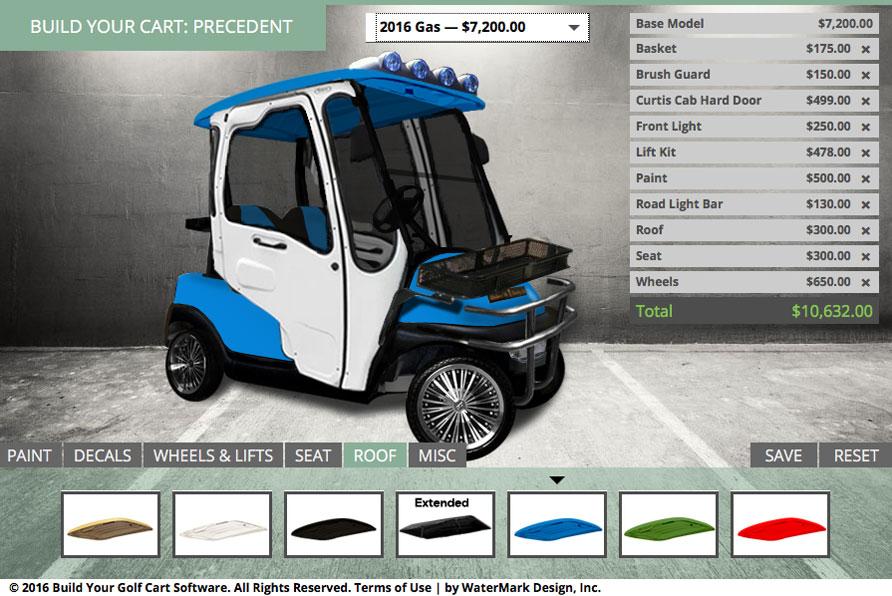Build Your Club Car Build Your Golf Cart Bygc 2 1 Updates