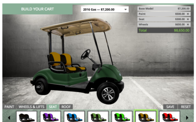BYGC 2.6 Has Arrived, Yamaha Drive Model Available With Customization, Body Paint Color, Wheels & Lifts, Seats, Roofs