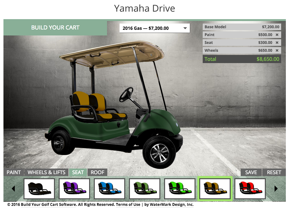 Software updates archives build your golf cart software for Yamaha golf cart repair near me