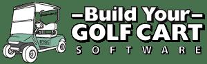 build your golf cart software logo v2