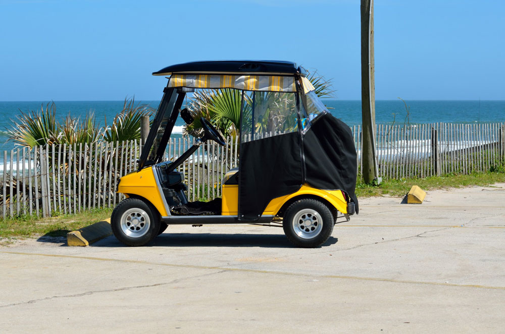 Retirement Custom Golf Carts