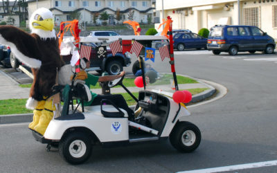 Don't Overlook These 3 Industries for Golf Cart Sales