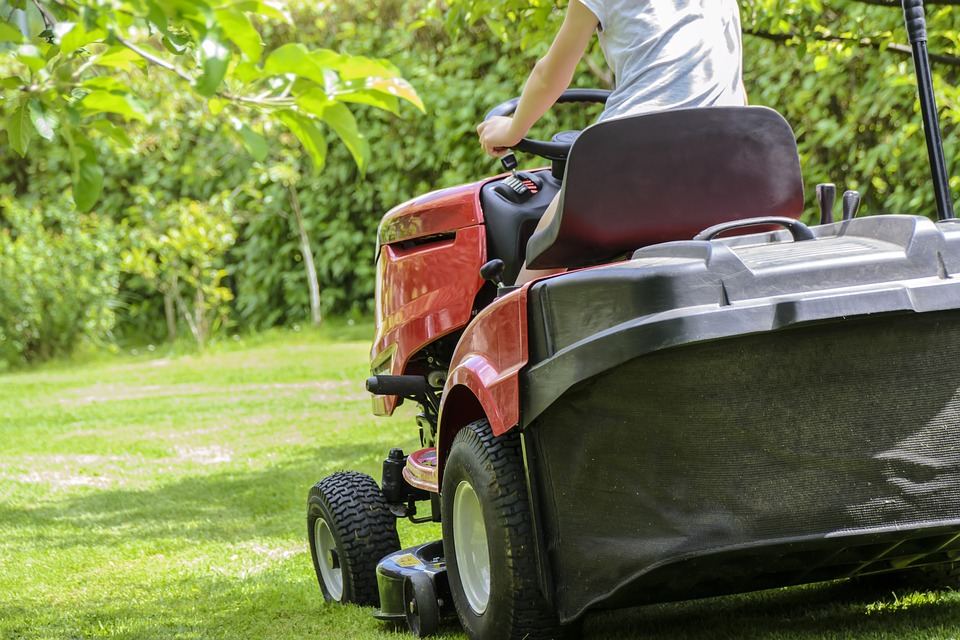Focus on Flexibility: Golf Cart Mower vs. Riding Mower