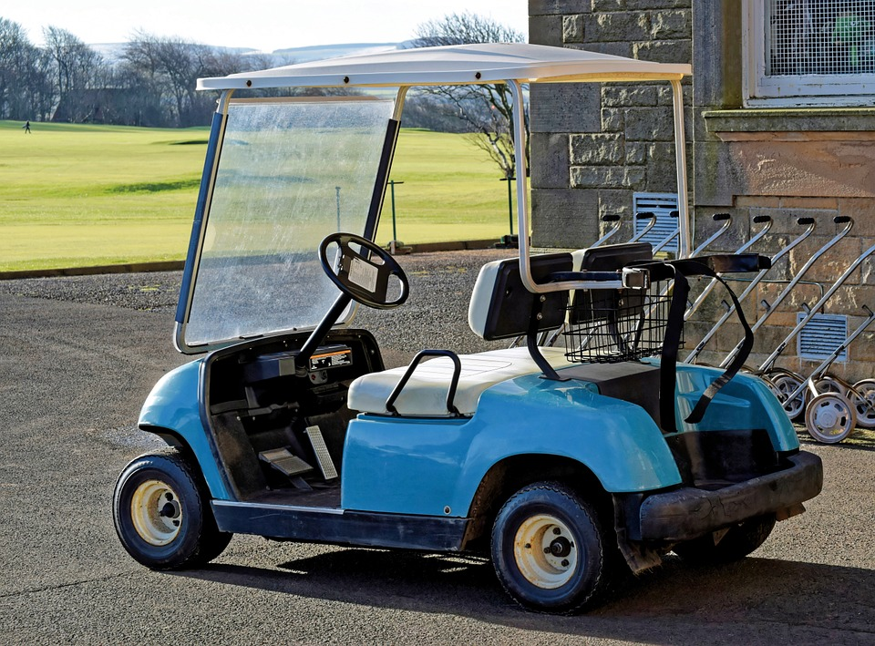 How Golf Cart Parts Replacement Helps Close Sales