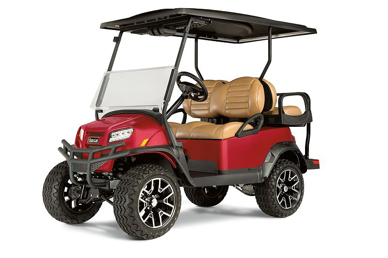 Help Customers Understand Golf Cart Lift Kits