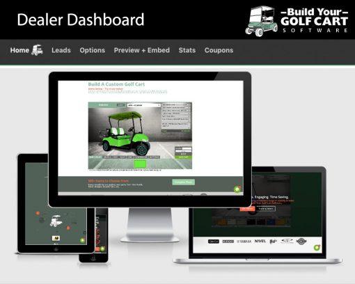 website cart builder software