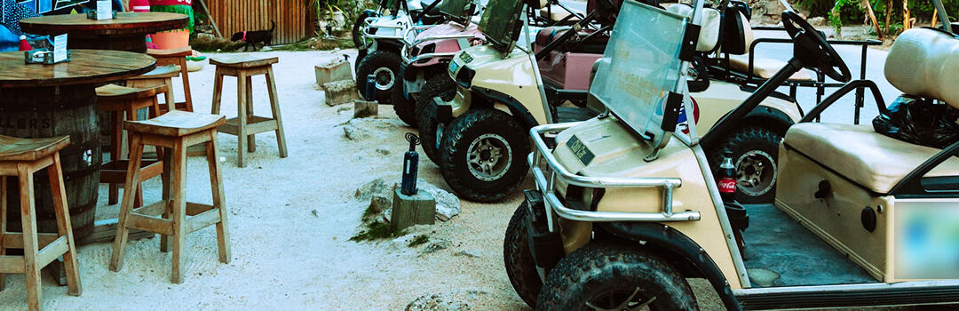 The Golf Cart: Everything You Need To Know