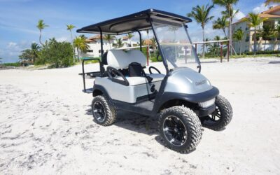 Custom Golf Carts: Everything You Need To Know