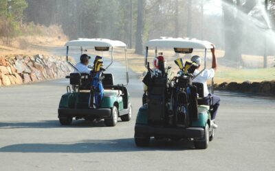 All About Custom Golf Cart Accessories