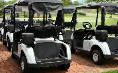 The Top Five Golf Cart Accessories