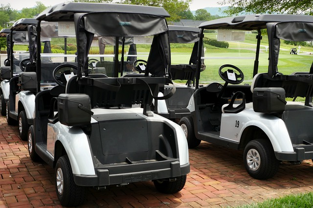 The Top Five Golf Cart Accessories